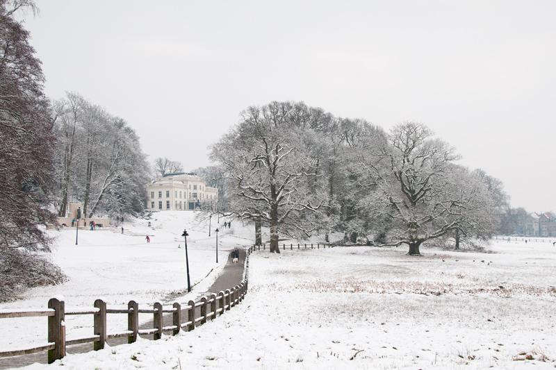 Winter park Sonsbeek