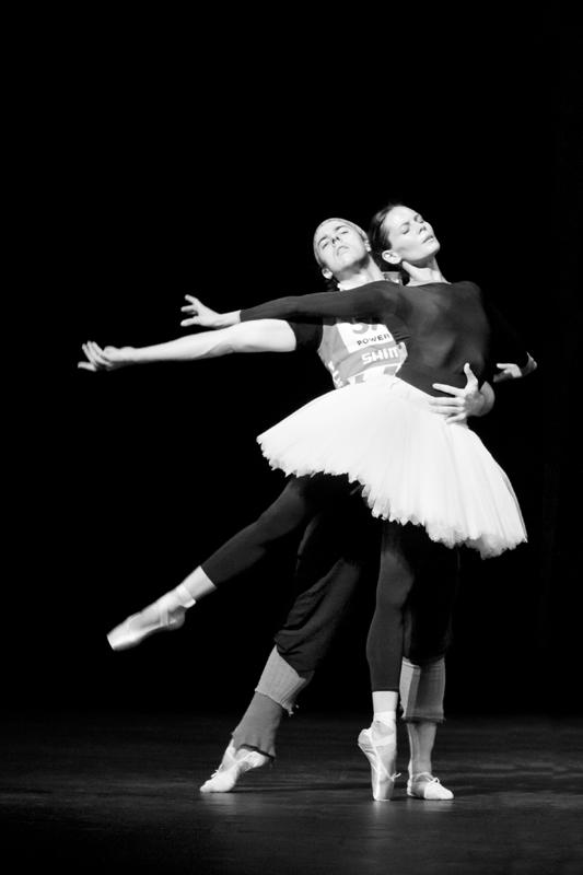 Ballet het zwanenmeer