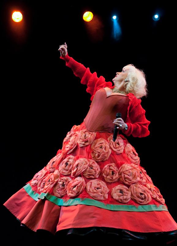 Karin Bloemen jurk